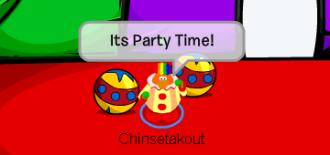 fall fair mini party